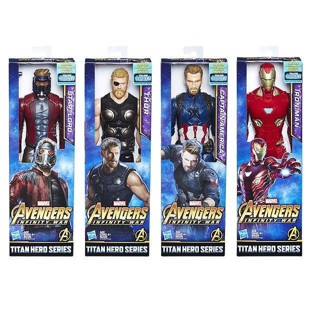AVENGER TITAN HERO MOVIE