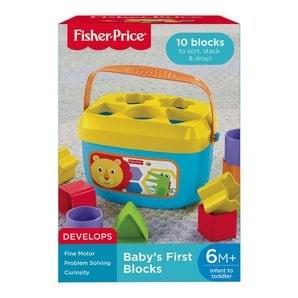 BABYS FIRST BLOCKS