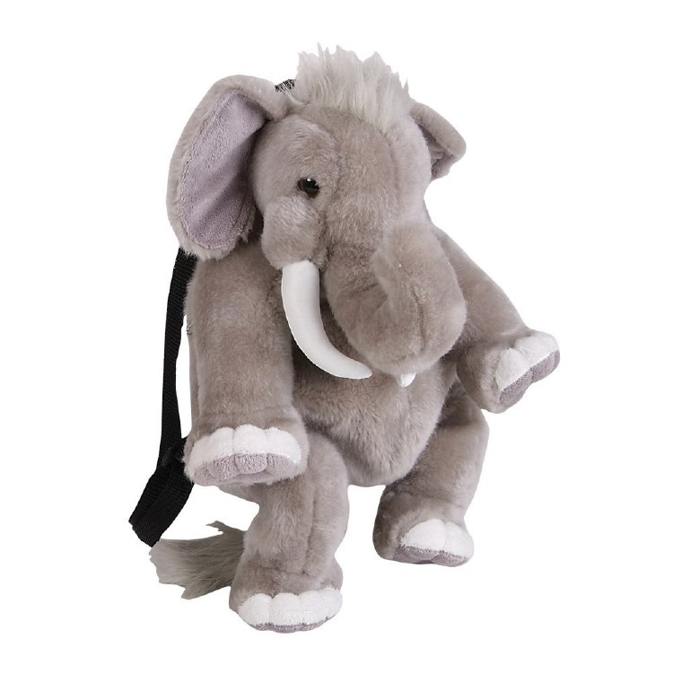 BACK PACK ELEPHANT