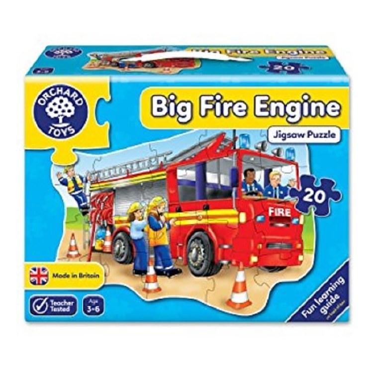 BIG FIRE ENGINE