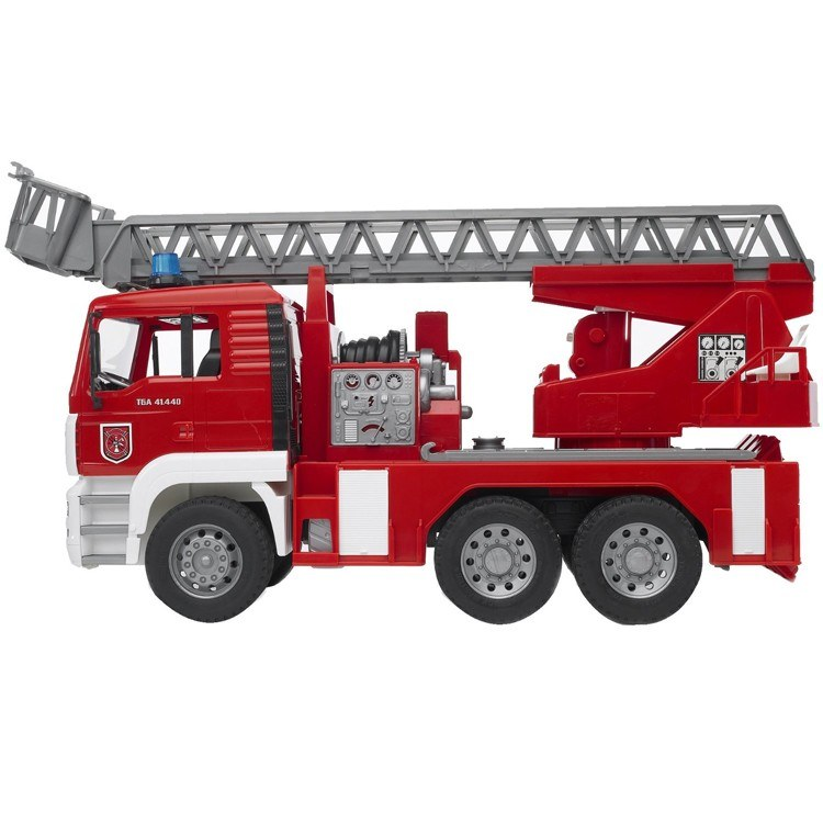 BRUDER  MAM FIRE ENGINE