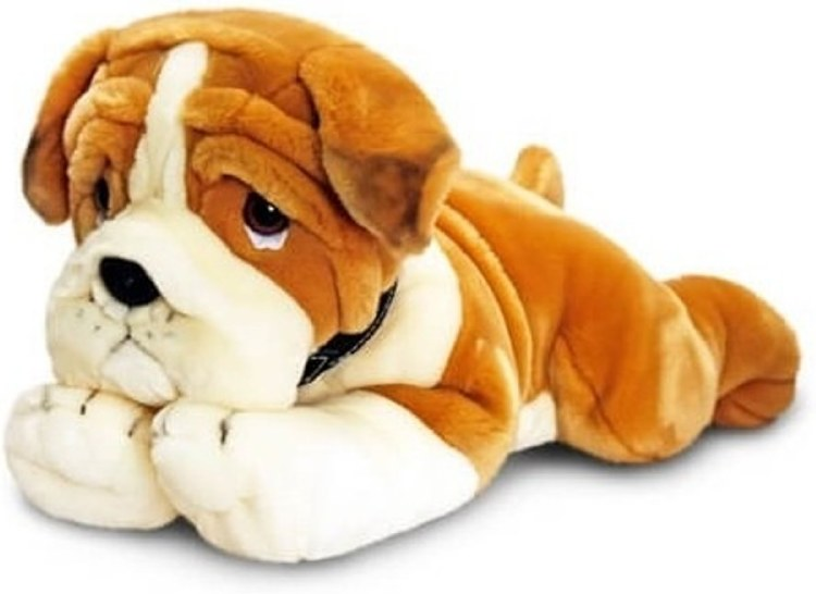 BULLDOG 120CM GIANT LUXURY!