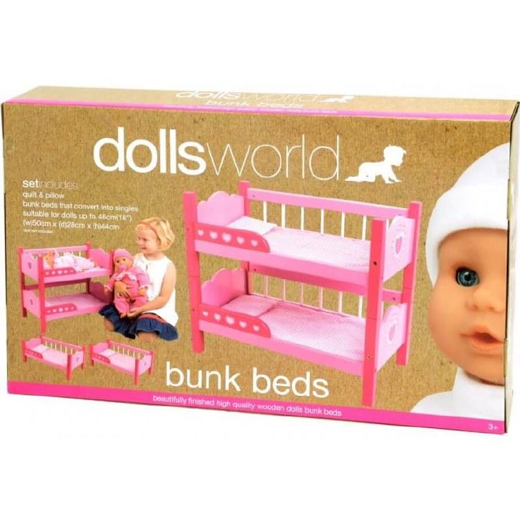 BUNK BEDS WOODEN