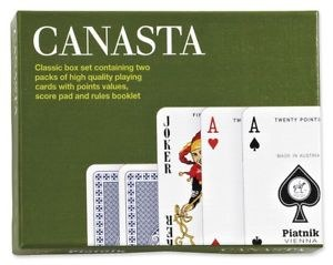 CANASTA CLASSIC GREEN
