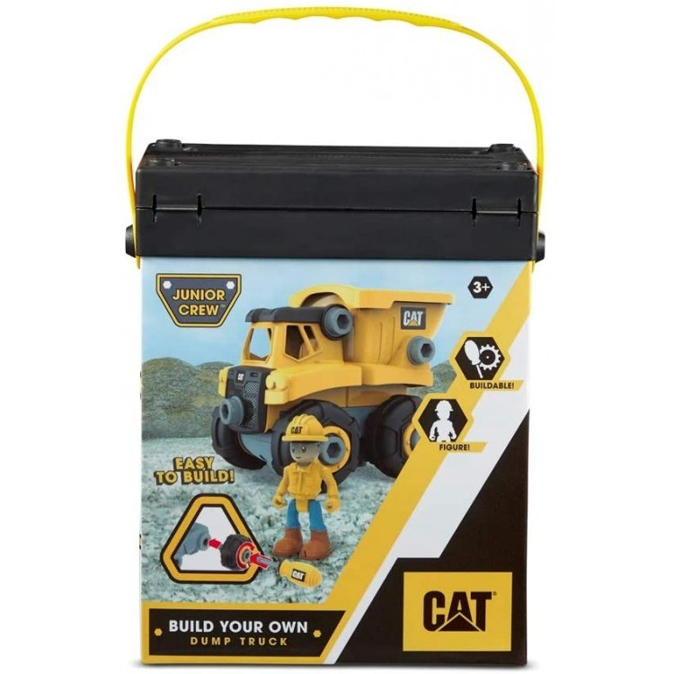 CAT BUILD YOUR OWN VEHICLE ASS