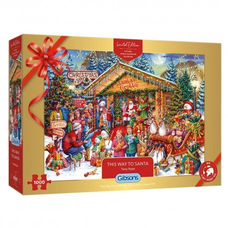 CHRISTMAS LIMITED EDT 1000 PCE