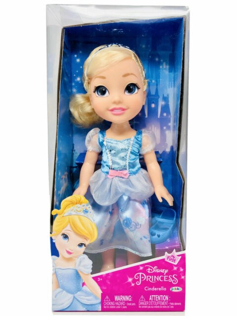 CINDERELLA TODDLER DOLL