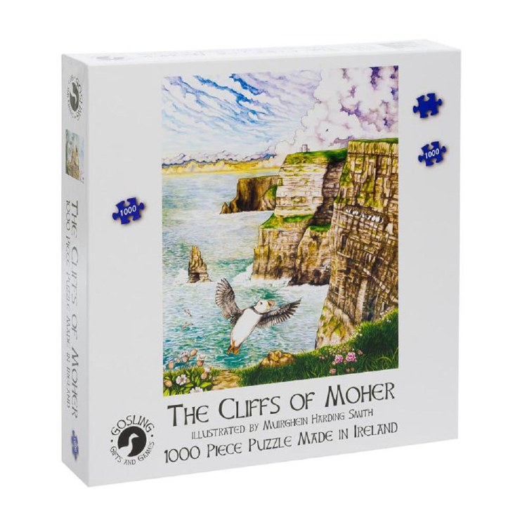 CLIFFS OF MOHER PUZZLE 1000 PC