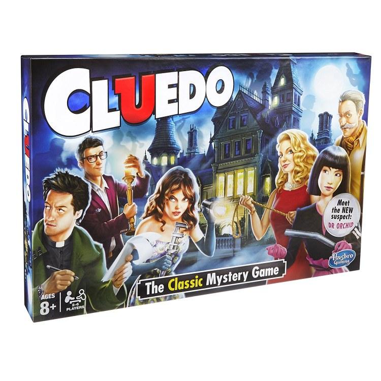 CLUEDO THE CLASSIC