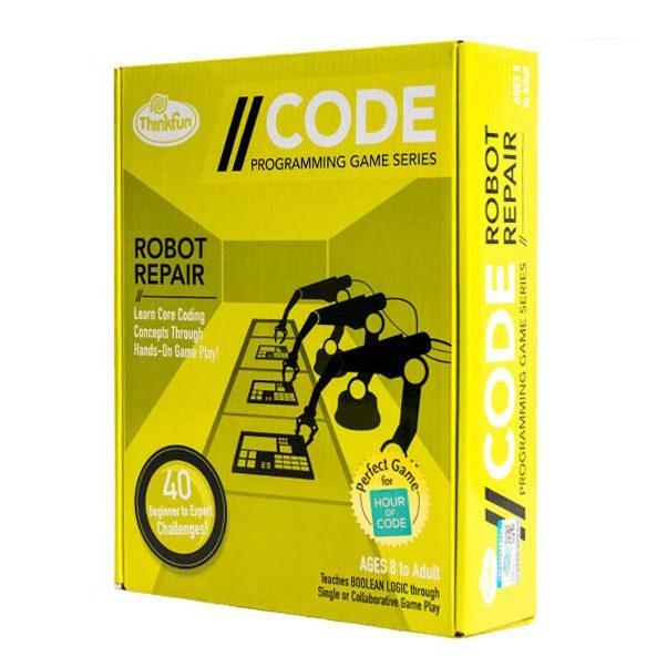 CODE ROBOT REPAIR GREEN