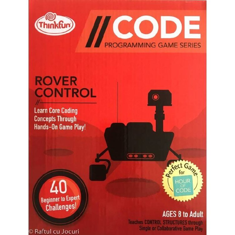 CODE ROVER CONTROL RED