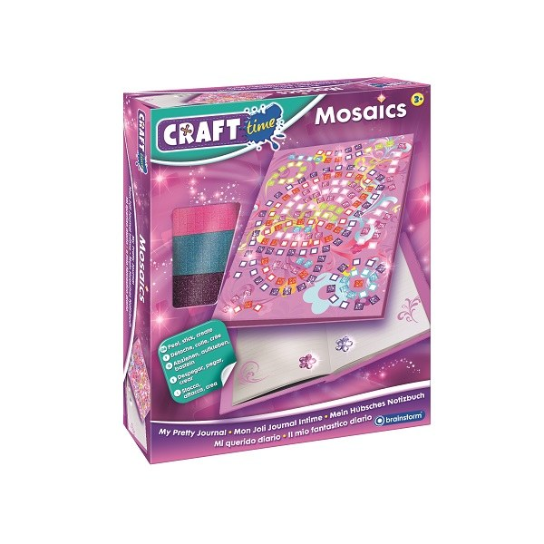 CRAFT TIME MOSAIC JOURNAL