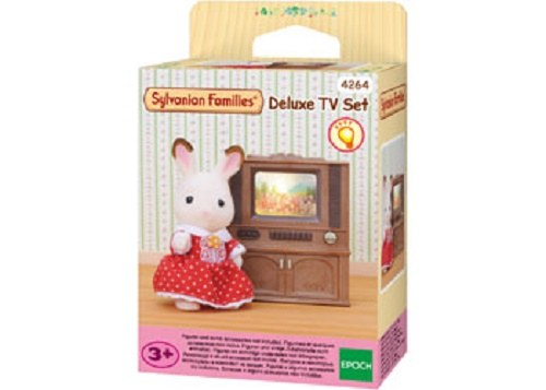 DELUXE TV SET SYLV