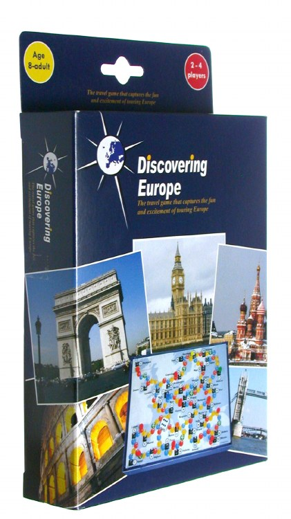 DISCOVERING EUROPE TRAVEL