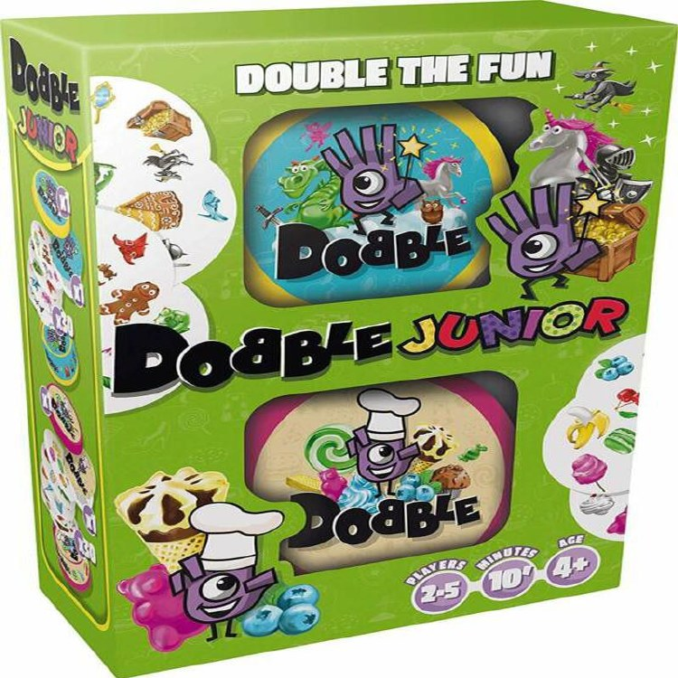 DOBBLE JUNIOR CARD GAME