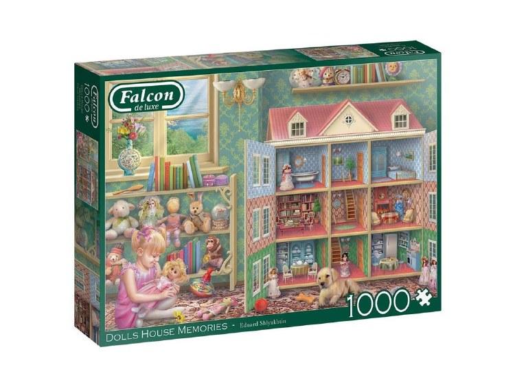 DOLLS HOUSE MEMORIES 1000 PCE