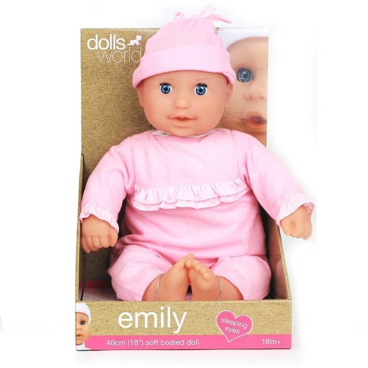 EMILY 25CM DOLLS WORLD B