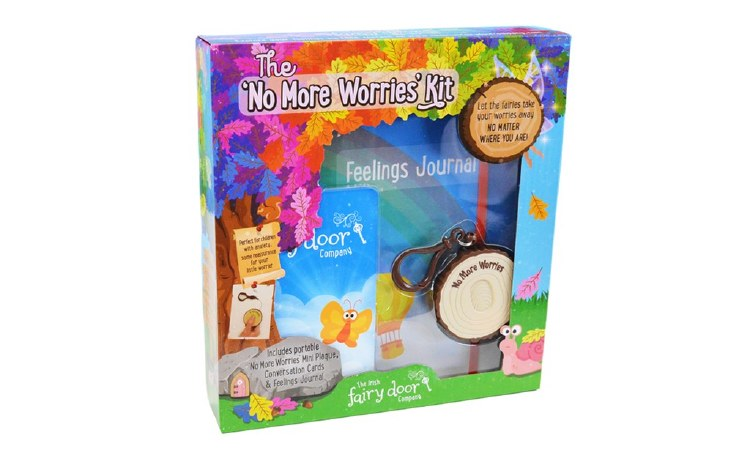 FAIRY DOOR NO MORE WORRIES KIT