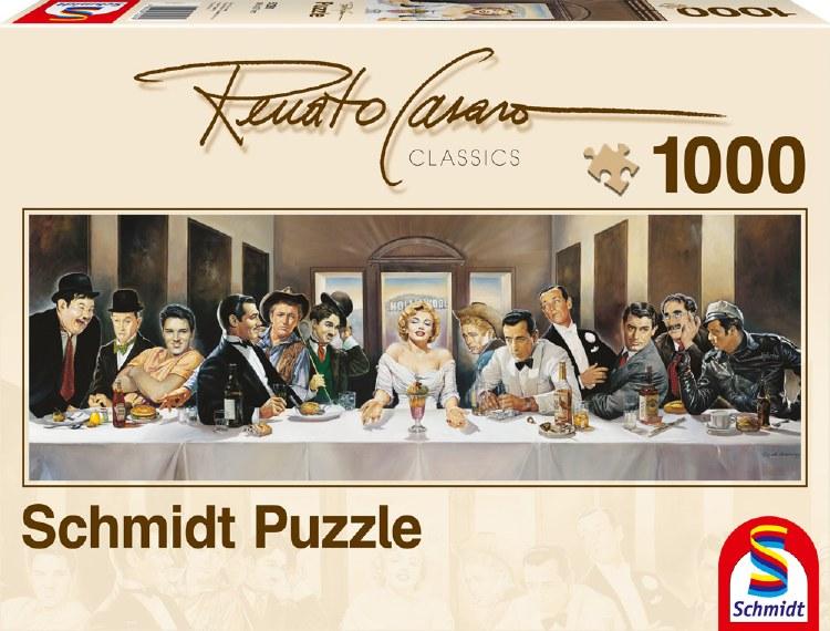 FAMOUR DINNER RENATO 1000 PCE