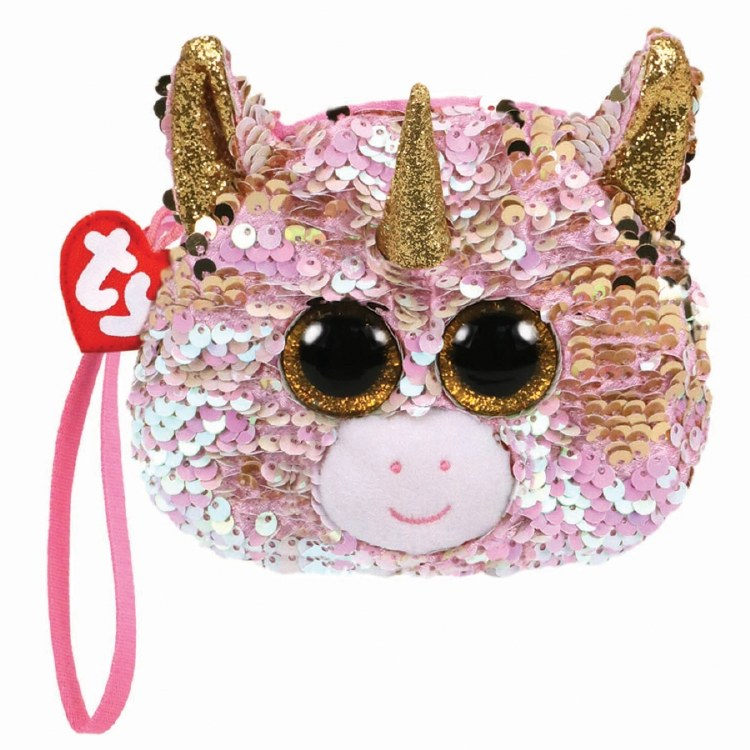 FANTASIA UNICORN SEQUIN PURSE