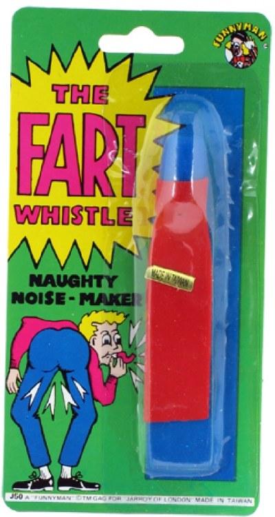 FART WHISTLE