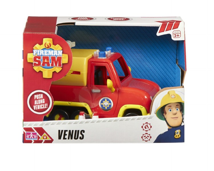FIREMAN SAM VEHICLE VENUS