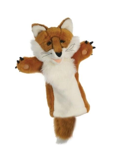 FOX LONG SLEEVE GLOVE PUPPET