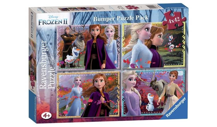 FROZEN 2.  4 IN A BOX