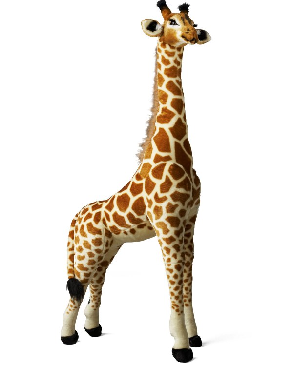 GIRAFFE PLUSH GIANT
