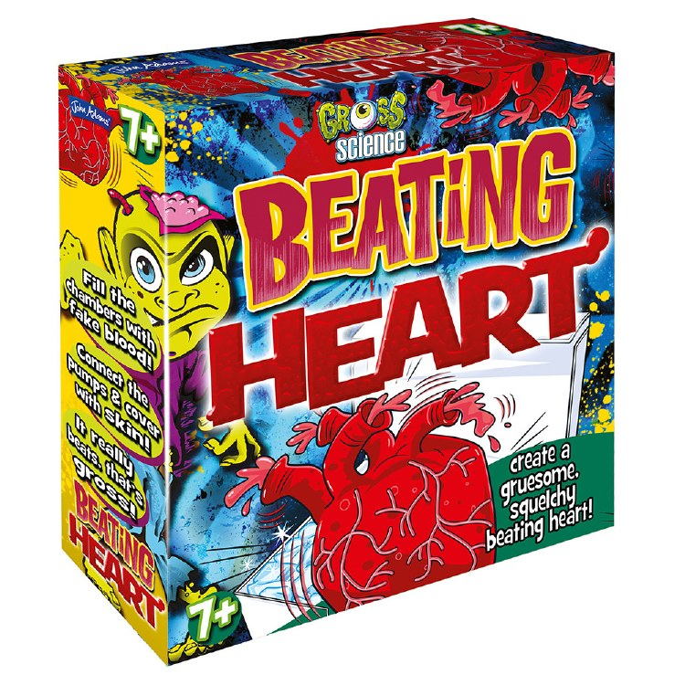 GROSS SCIENCE BEATING HEART
