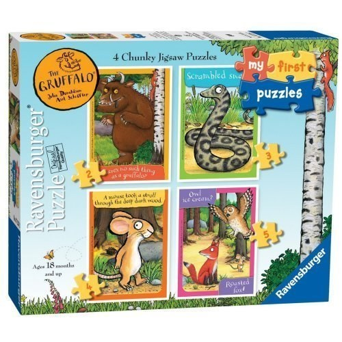 GRUFFALO MY FIRST PUZZLES