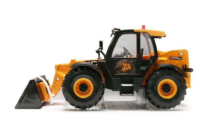 JCB LOADALL 550-80
