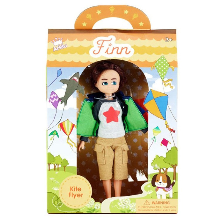 KITE FLYER LOTTIE DOLL