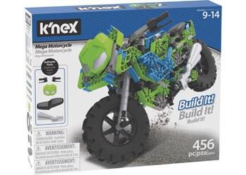KNEX MOTORCYCLE