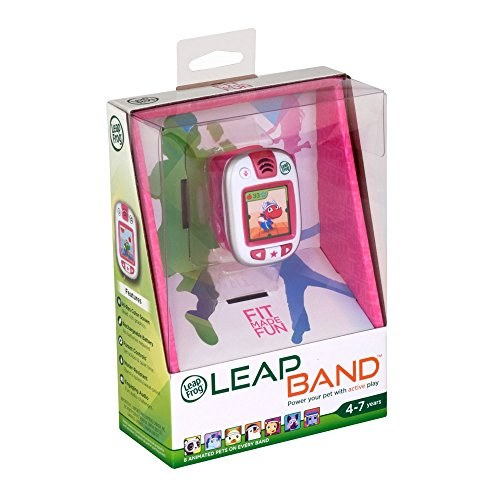 LEAPBAND ACTIVITY TRACKER PINK