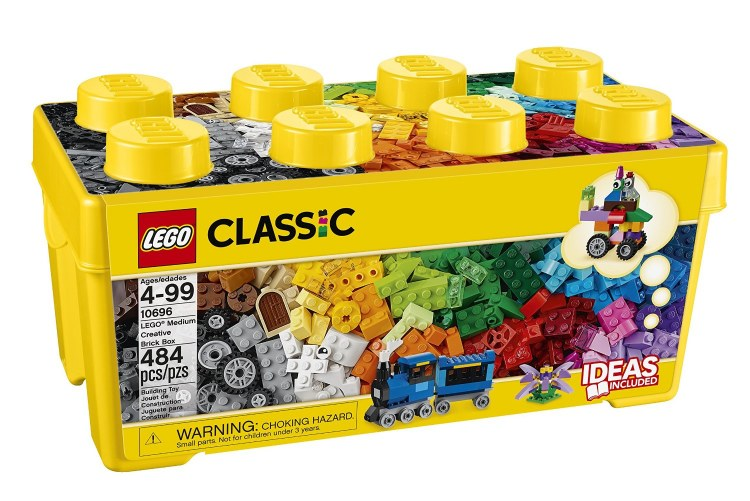 LEGO CREATIVE BRICK BOX