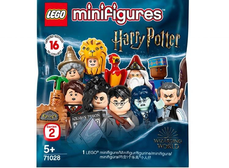 LEGO MINI FIGURES HARRY POTTER