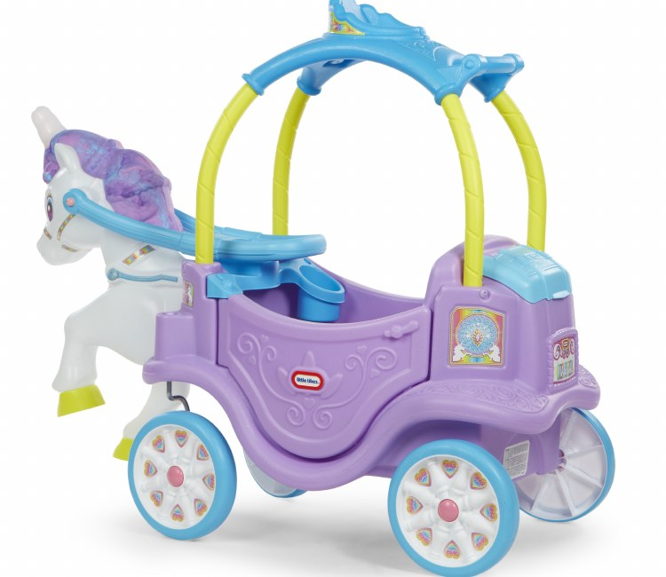 MAGICAL UNICRORN CARRIAGE