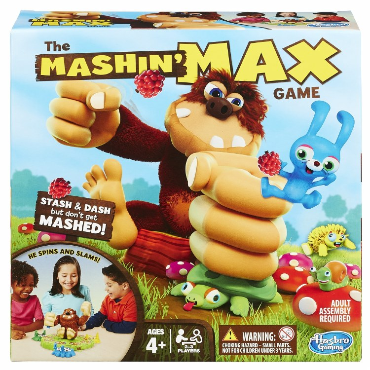 MASHIN MAX