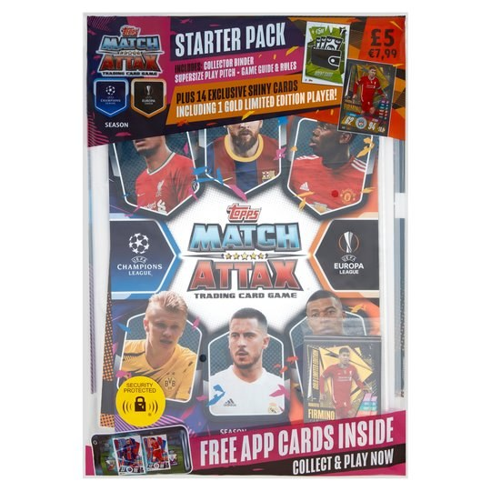 MATCH ATTAX  STARTER PK2020/21