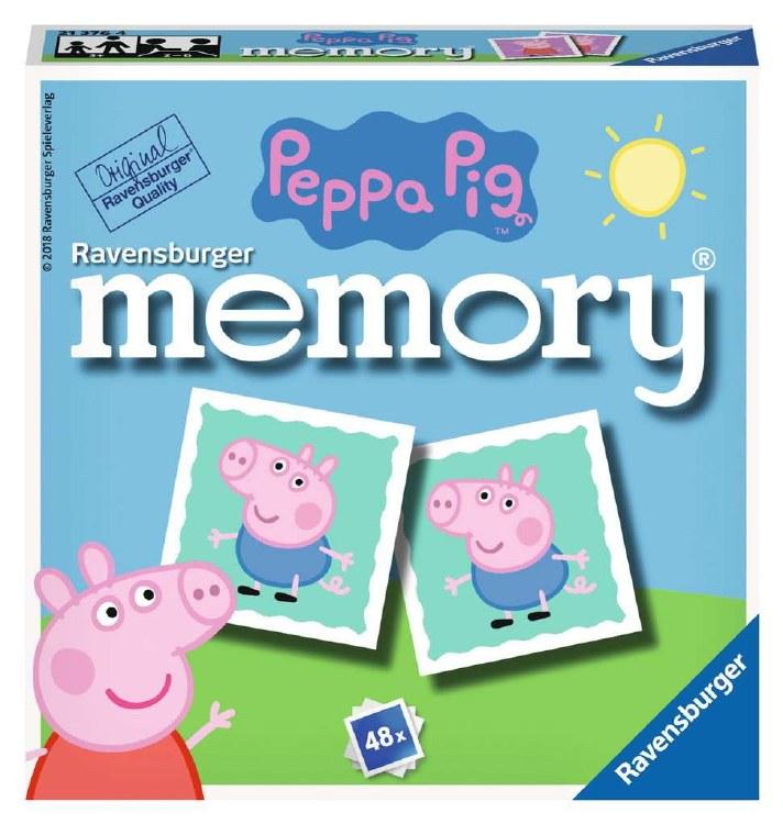 MEMORY GAME PEPPA PIG