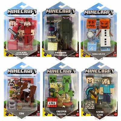 MINECRAFT 3.25 INCH COMIC FIG