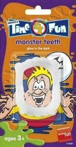 MONSTER GLOW TEETH