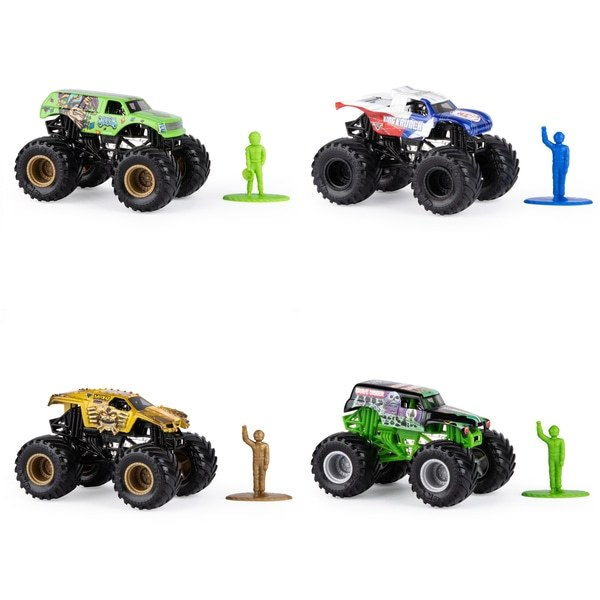 MONSTER JAM SINGLE 1:64
