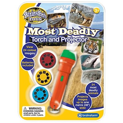 MOST DEADLY TORCH/ PROJECTOR