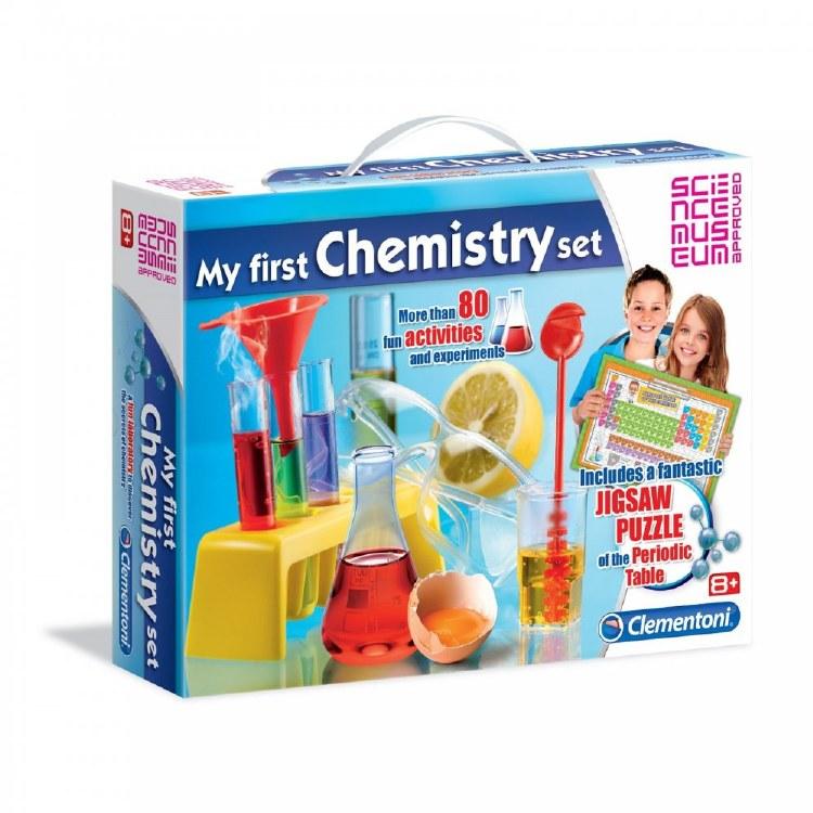 MY FIRST CHEMISTRY