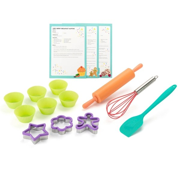 NADIYAS SIMPLE BAKING SET
