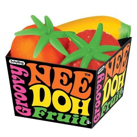 NEE DOH GROOVY FRUITS