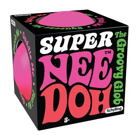 NEE DOH SUPER NEE DOH GREEN