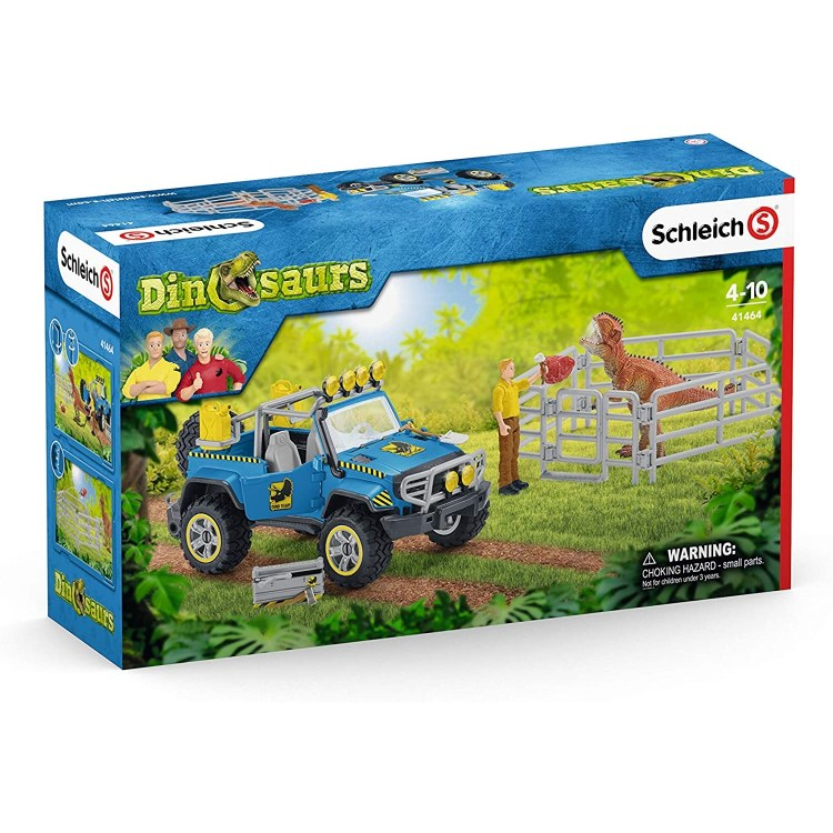 OFF ROAD VEHICLE W/ DINO OUTPO